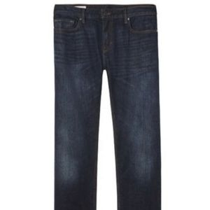 Banana Republic Straight Medium Wash Jeans 29/30